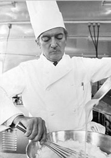 Gaston Lenôtre. Ленотр является прообразом повара из мультфильма «Рататуй»