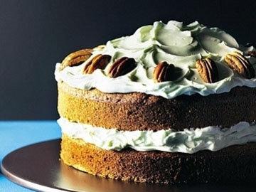 Lorraine Pascale. Торт
