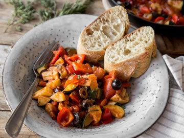 Как приготовить рататуй блюдо французской кухни
