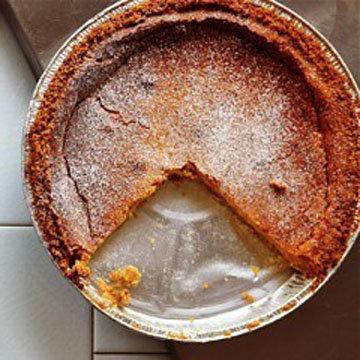 Кофейная начинка для пирога