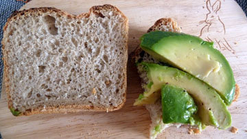 Ломоть хлеба 3