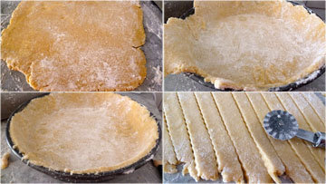 Мой вишневый пирог по мотивам рецепта из сериала Твин Пикс 2