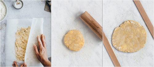 Песочное тесто для вишневого пая Твин Пикс 2