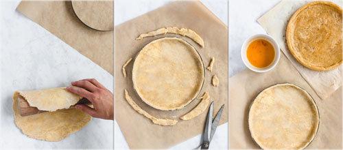 Песочное тесто для вишневого пая Твин Пикс 3