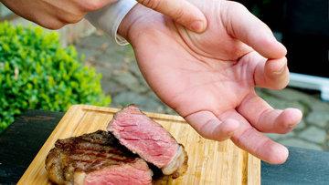 Прожарка мяса
