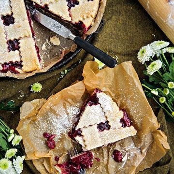 рецепты вишневого пирога 5