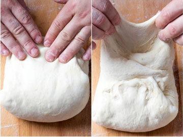 техника формования хлеба 3