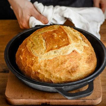 6. Дать хлебу остыть