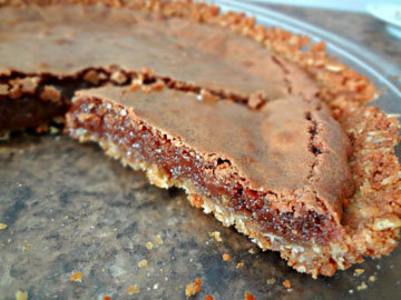 nutella crackpie
