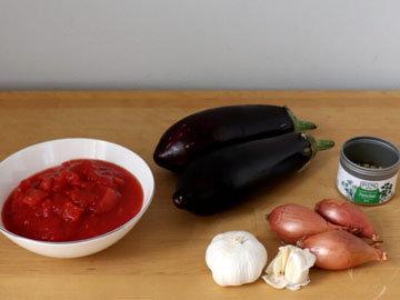 Заготовки из баклажанов и помидоров 1