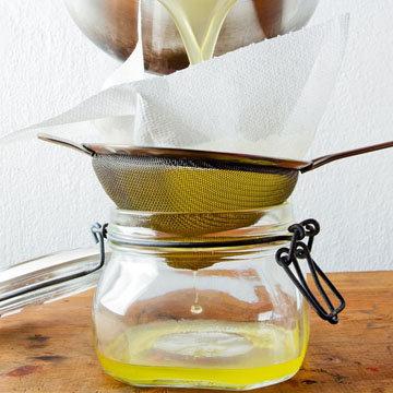 Масло гхи рецепт приготовления на водяной бане 4