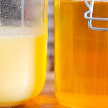 Масло гхи рецепт приготовления на водяной бане 5