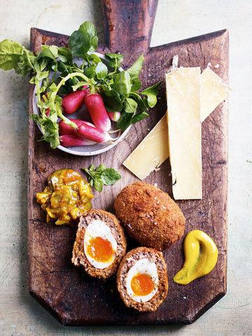 Пищевая ценность Scotch Eggs