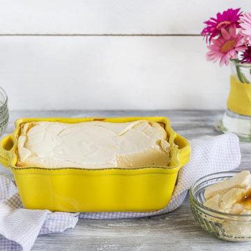 Рецепт творожной запеканки в духовке - быстрый и вкусный