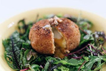 Яйца по-шотландски - фирменная закуска британской кухни