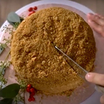 1. Медовик рецепт классический