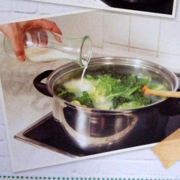 14. Как избавиться от запаха капусты