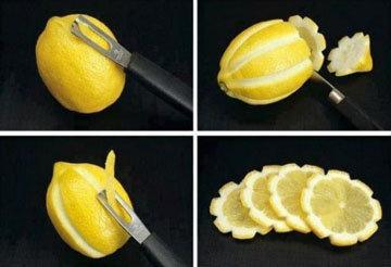 2. Лимонные цветы