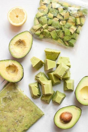 24. Как хранить авокадо