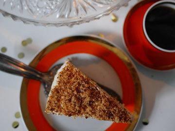 3a. Балтийский торт медовик рецепт без раскатки коржей