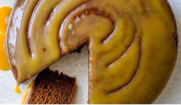 6a. Соленый торт медовик