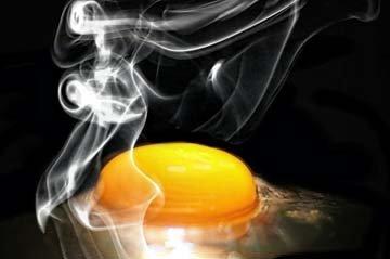 Блюда из яиц на обед