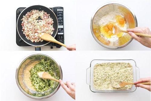 Как приготовить запеканку с сыром в духовке 1