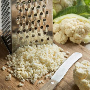 Рис из капусты 1