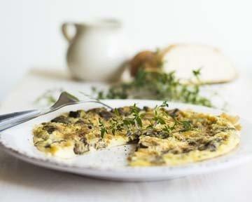 много разных и интересных рецептов яичных блюд