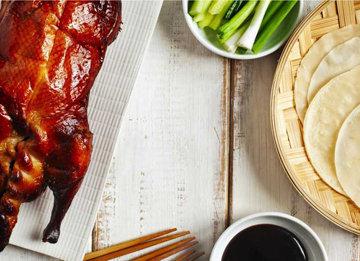 утка по-пекински готова