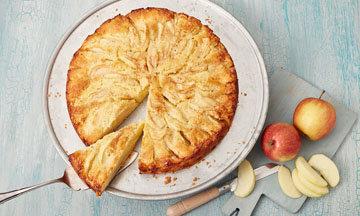 1. Самый простой рецепт яблочного пирога