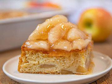 4. Лучший яблочный пирог по завещанию бабушки