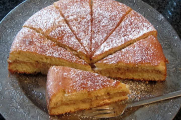 I. Быстрый яблочный пирог