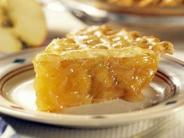 III. Сочный яблочный пирог с песочным тестом