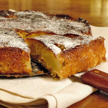 VII. Быстрый яблочный пирог шарлотка