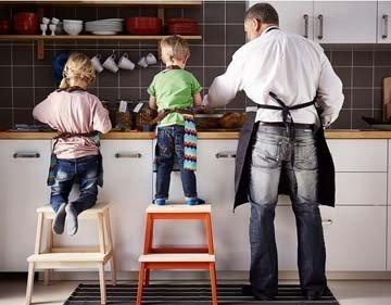 Возрастные хлопоты на кухне