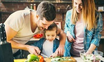 Как готовить вместе с детьми. Советы и хитрости