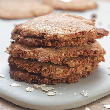 Как приготовить овсяное печенье диетическое 1