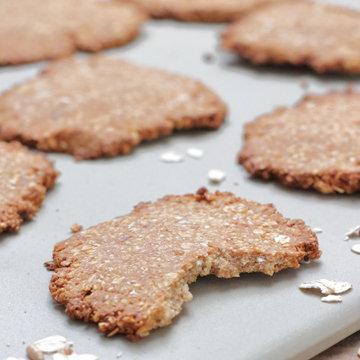 Как приготовить овсяное печенье диетическое 2