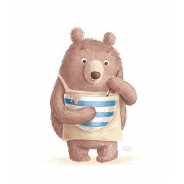 Обложка к кулинарной книге ребенка 1