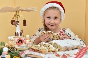 выпечка на Рождество