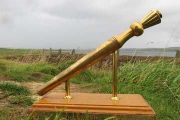 главный приз - трофей Golden Spurtle