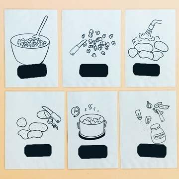 карточки с рецептами 1