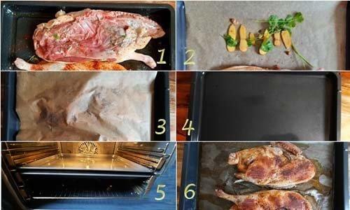 Второй способ приготовления утки 1