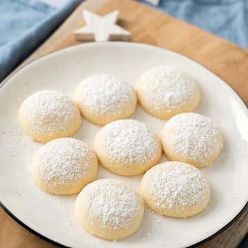 Как испечь детям новогоднее печенье