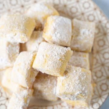Как испечь печенье рецепт с ванилью