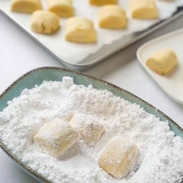 Как испечь печенье с ванилью
