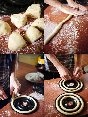 Как приготовить норвежский новогодний торт 2