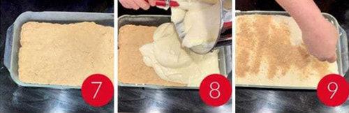 Как приготовить чизкейк с печеньем без выпечки 3