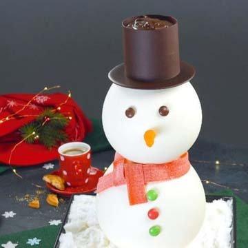 Снеговик на елку своими руками для детей